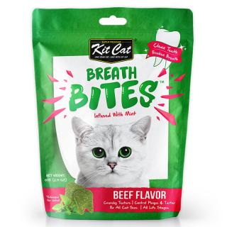 Kit Cat Breath Bites Beef 60g Cat Treats