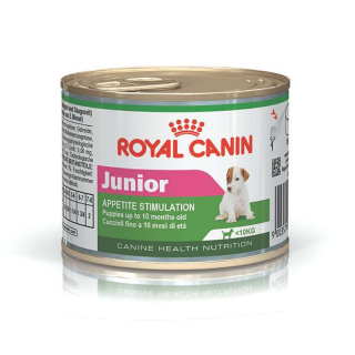 Royal Canin Mini Junior Appetite Stimulation 195g Dog Wet Food