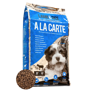 A La Carte Lamb and Rice Dog Dry Food