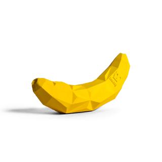 Zee Dog Super Fruitz Banana Dog Toy