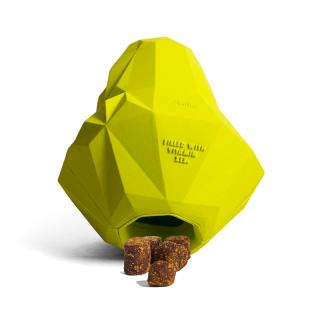 Zee Dog Super Fruitz Pear Dog Toy