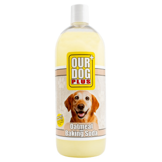 Our Dog Plus Oatmeal & Baking Soda Dog Shampoo