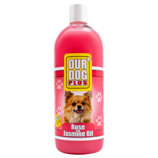 Our Dog Plus Rose & Jasmine Oil Dog Shampoo