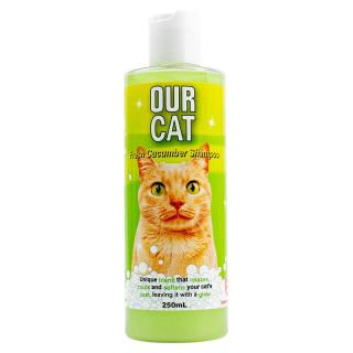 Our Cat Fresh Cucumber 250ml Cat Shampoo
