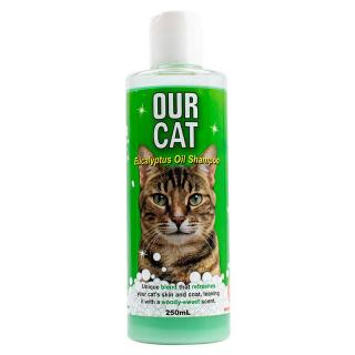 Our Cat Eucalyptus Oil 250ml Cat Shampoo