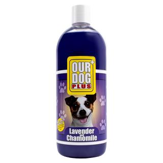 Our Dog Plus Lavender & Chamomile Dog Shampoo
