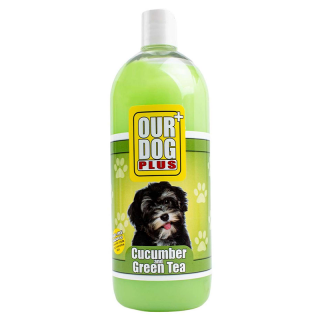 Our Dog Plus Cucumber & Green Tea Dog Shampoo
