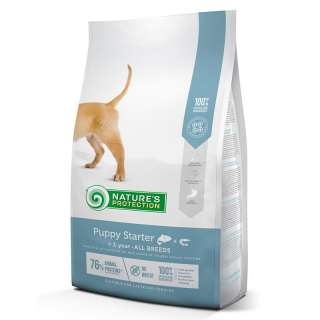 Nature's Protection Starter 2kg Puppy Dry Food