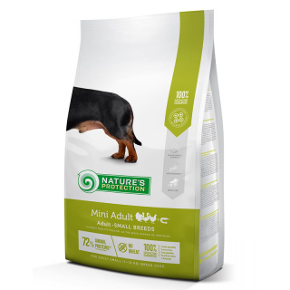 Nature's Protection Mini Adult 7.5kg Dog Dry Food