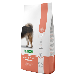 Nature's Protection Medium Adult 12kg Dog Dry Food