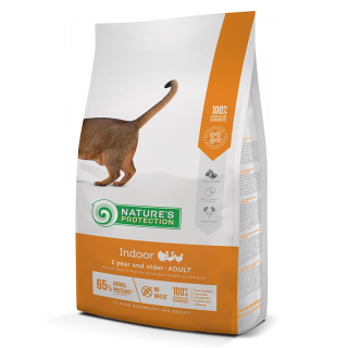 Nature's Protection Indoor 2kg Cat Dry Food
