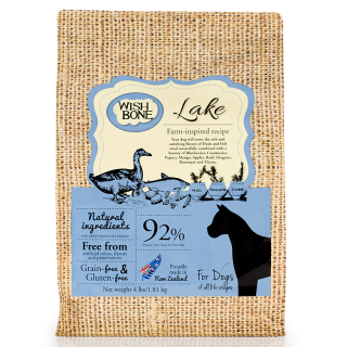 Wishbone Lake Dog Dry Food