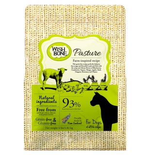 Wishbone Pasture Grain Free Dog Dry Food