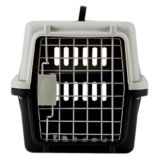 Simple Black Pet Carrier