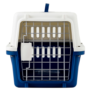 Simple Blue Pet Carrier