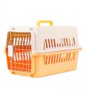 Simple Orange Pet Carrier
