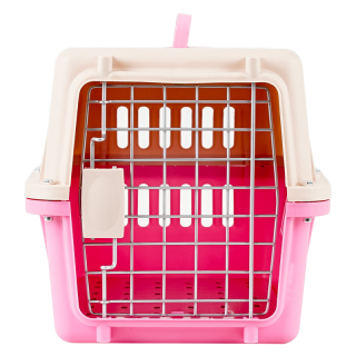 Simple Pink Pet Carrier