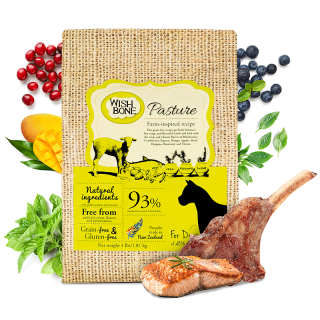 Wishbone Pasture Grain-Free Dog Dry Food