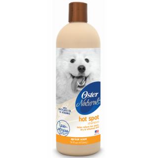 Oster Oatmeal Natural Hot Spot 473ml Dog Shampoo