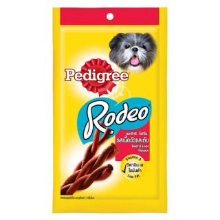 Pedigree Rodeo Beef and Liver 90g Dog Treats