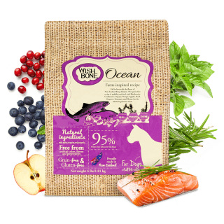 Wishbone Ocean Grain-Free Dog Dry Food