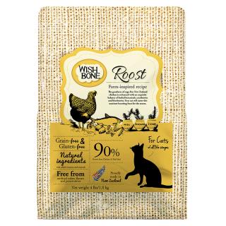 Wishbone Roost Cat Dry Food