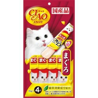 Ciao Jelly Stick 15g x 4 Cat Treats