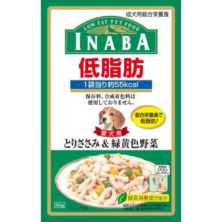 Inaba Jelly Chicken Fillet 80g Dog Wet Food