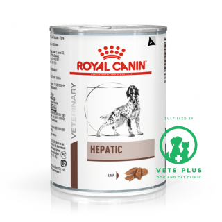 Royal Canin Veterinary Diet HEPATIC 420g Dog Wet Food