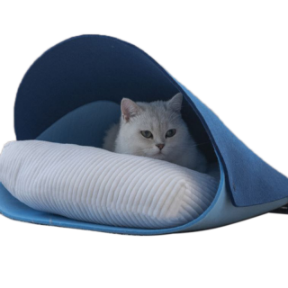 GUGUpet Whale Pet Bed