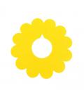 GUGUpet Sunflower Cat Collar