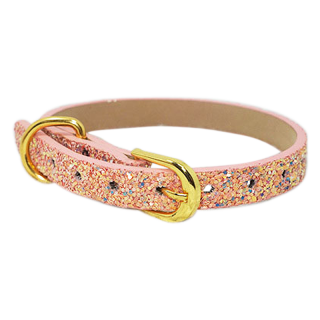 GUGUpet Starry Pink Cat Collar