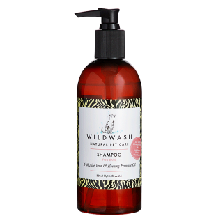 WildWash Natural Pet Care 300ml Cat Shampoo