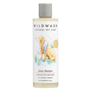 WildWash Natural Pet Care Senior 250ml Dog Shampoo