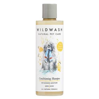 WildWash Natural Pet Care Conditioning 250ml Dog Shampoo