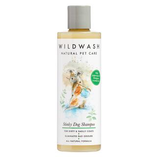 WildWash Natural Pet Care Stinky Dog 250ml Dog Shampoo