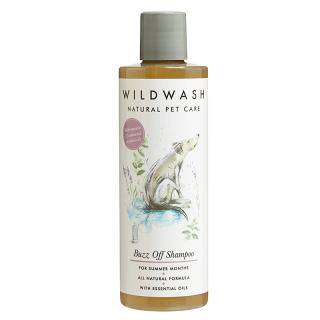 WildWash Natural Pet Care Buzz Off 250ml Dog Shampoo