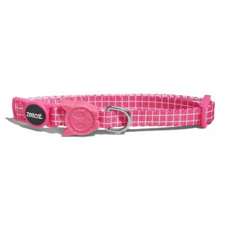 Zee.Cat Pink Wave Cat Collar