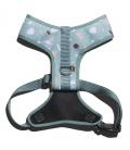 Zee.Dog Terrazo Green Dog Air Mesh Plus Harness