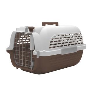 Dogit Voyageur Brown Pet Carrier
