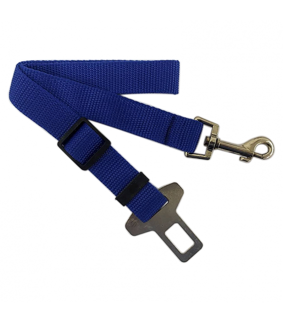 Adjustable Dark Green Dog Car Seat Belt