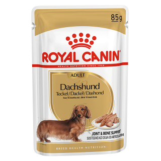 Royal Canin Dachshund 85g Dog Wet Food