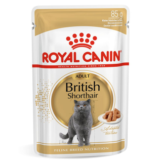 Royal Canin British Shorthair 85g Cat Wet Food