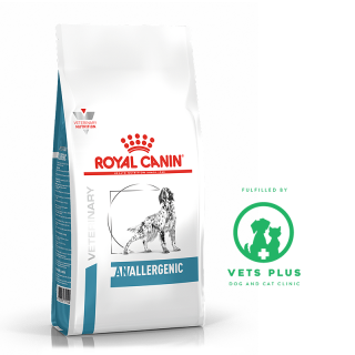 Royal Canin Veterinary Diet ANALLERGENIC Dog Dry Food