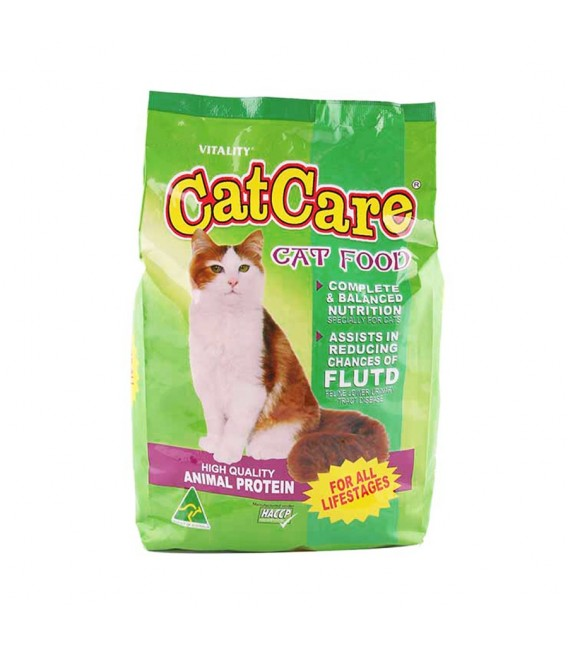 CatCare Adult & Kitten 7kg Cat Dry Food