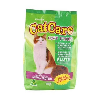 CatCare Adult & Kitten Cat Dry Food