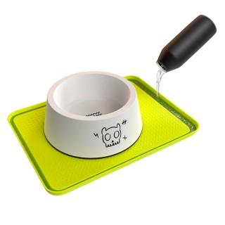 Zee.Mat Pet Bowl Mat