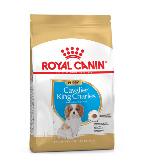 Royal Canin Cavalier King Charles 3kg Puppy Dry Food