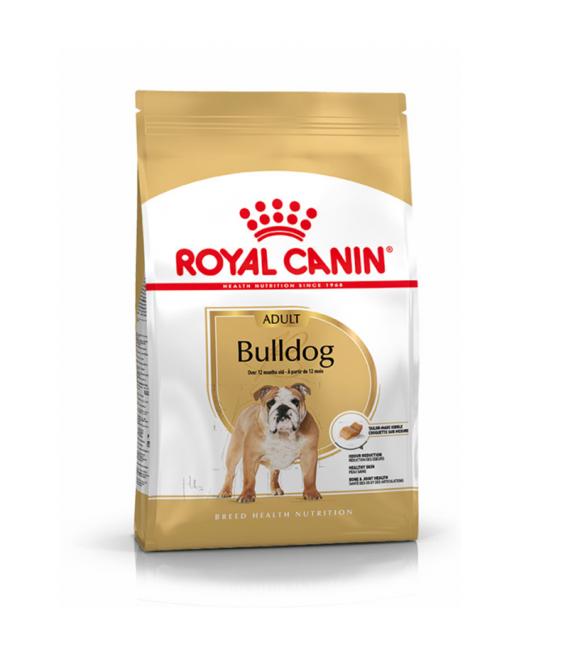 Royal Canin Bulldog 3kg Dog Dry Food