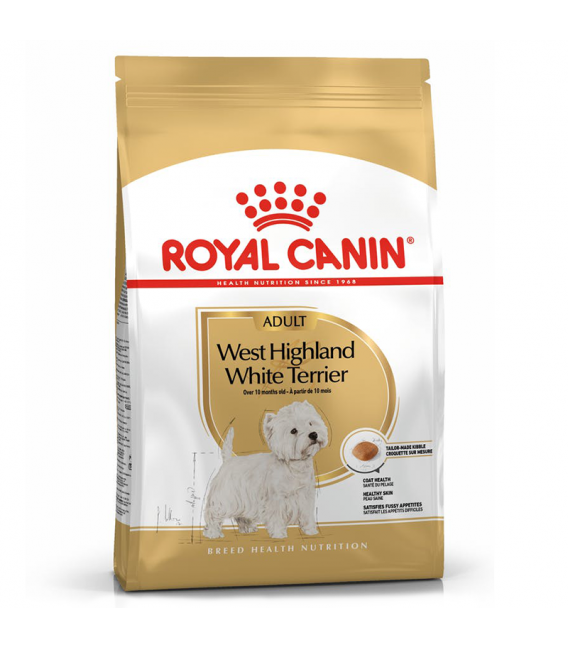 Royal Canin West Highland Terrier Dog Dry Food